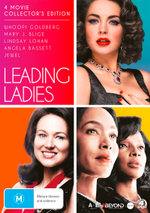 Leading Ladies: 4 Movie Collector's Edition (Ring of Fire / Liz & Dick / A Day Late and a Dollar Short / Betty & Coretta)