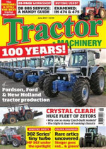 Tractor & Machinery (UK) - 12 Month Subscription