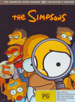 The Simpsons: Season 6 (Collector's Edition)