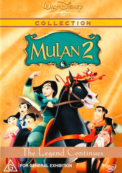 Mulan 2: The Legend Continues (Walt Disney Collection)