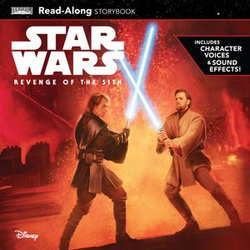 Star Wars: Revenge of the Sith Read-Along Storybook