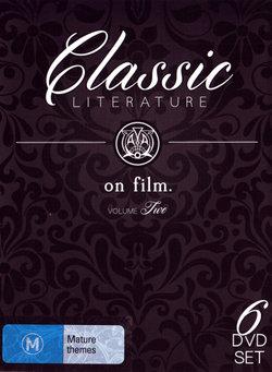 Classic Literature On Film: Volume 2: (Anna Karenina/A Voyage Around my Father/Jane Eyre/Wuthering Heights/The Heiress/Lorna Doone)