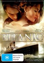 Titanic (1997) (2-Disc DVD)