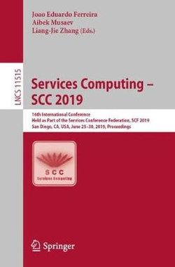 Services Computing - SCC 2019