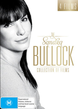 The Sandra Bullock Collection of Films (Lake House / Miss Congeniality / Two Weeks Notice / Practical Magic)