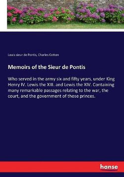 Memoirs of the Sieur de Pontis
