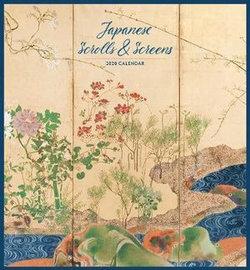 8699be085 Japanese Scrolls & Screens 2020 Wall Calendar | Pub: 01/07/2019