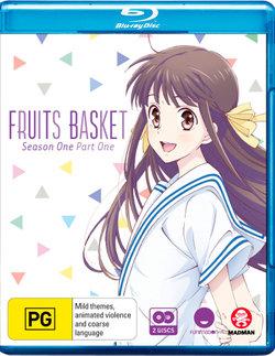 Fruits Basket: Season 1 - Part 1