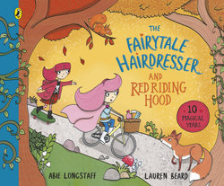 Fairytale Hairdresser and Red Riding Hood
