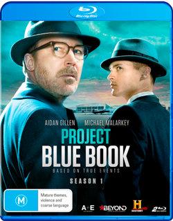 Project Blue Book: Season 1 (History)
