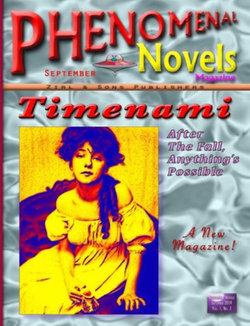 Phenomenal Novels Magazine #02, September 2019, Vol. 1, No. 2