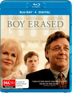 Boy Erased (Blu-ray/UV)