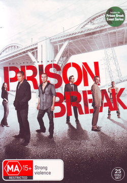 Prison Break: Collector's Set (Seasons 1 - 5 / Event Series)