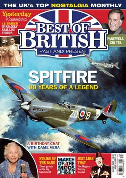 Best Of British (UK) - 12 Month Subscription