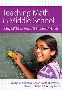 Teaching Math in Middle School