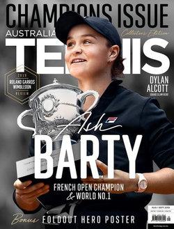 Australian Tennis Magazine - 12 Month Subscription