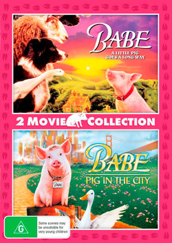 Babe / Babe: Pig in the City (2 Movie Collection)