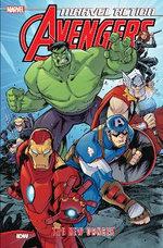 Marvel Action Avengers The New Danger (Book One)