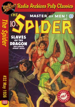 The Spider eBook #32