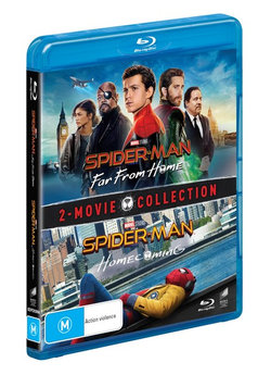 Spider-Man: Far From Home / Spider-Man: Homecoming (2 Movie Collection)
