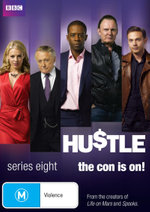Hustle: Series 8 (2 Discs)