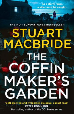 The Coffinmaker's Garden: From the No. 1 Sunday Times best selling crime author comes his latest gripping new 2021 suspense thriller