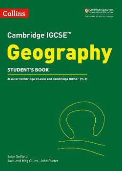 Cambridge IGCSE(tm) Geography Student's Book (Collins Cambridge IGCSE(tm))