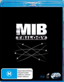 MIB Trilogy (MIB: Men in Black / MIIB: Men in Black II / MIB3: Men in Black 3)