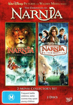 The Chronicles of Narnia: The Lion, the Witch and the Wardrobe / Prince Caspian (2005 & 2008)