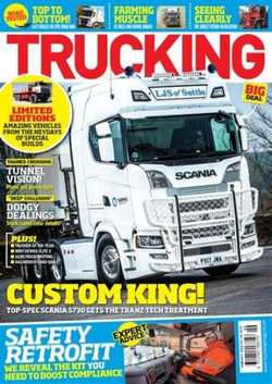 Trucking (UK) - 12 Month Subscription