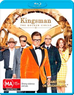 Kingsman: The Golden Circle (Blu-ray/Digital HD)