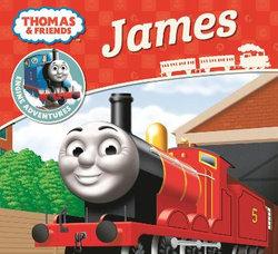 Engine Adventures : James