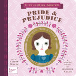 Little Miss Austen Pride and Prejudice: A Counting Primer