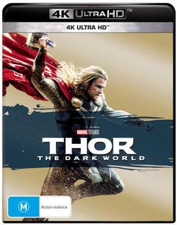 Thor: The Dark World (4K UHD)