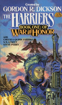 The Harriers Book One: Of War and Honor