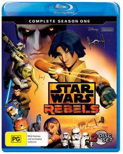 Star Wars: Rebels - Season 1