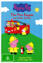 Peppa Pig: The Fire Engine and other stories