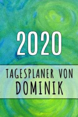 2020 Tagesplaner von Dominik