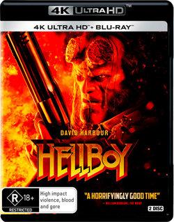 Hellboy (2019) (4K UHD/Blu-ray)