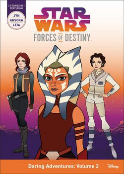 Girls: Leia Chapter Book