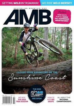 Australian Mountain Bike - 12 Month Subscription
