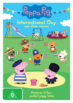 Peppa Pig: International Day and other stories