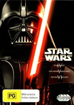 Star Wars (IV: A New Hope / V: The Empire Strikes Back / VI: Return of the Jedi)