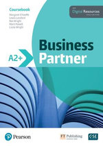 Business Partner A2+ Coursebook and Basic MyEnglishLab Pack