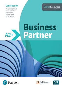 Business Partner A2+ Coursebook and Basic MyEnglishLab Pack