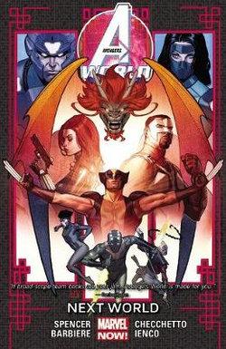 Avengers World Volume 3