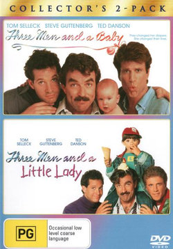 Three Men and a Baby / Three Men and a Little Lady (Collector's 2-Pack)