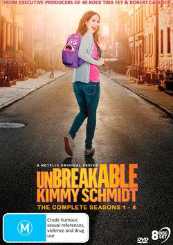Unbreakable Kimmy Schmidt: The Complete Seasons 1 - 4