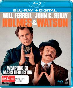 Holmes & Watson (Blu-ray/Digital Copy)