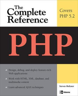 PHP: The Complete Reference